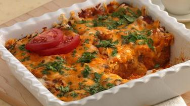 Tex-Mex Breakfast Bake