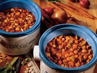 Slow-Cooker Bean Cassoulet