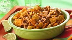 Taco-Seasoned Chex® Mix (1/2 Recipe)