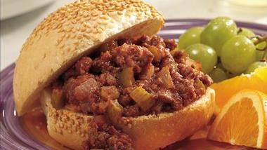 Slow-Cooker So-Easy Sloppy Joes