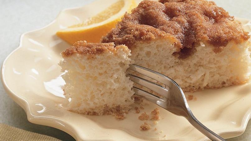 Big-Batch Streusel Coffee Cake
