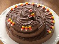 Turkey Gobbler Cake