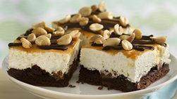 Chocolate-Peanut Butter Dream Bars