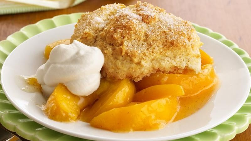 Betty Crocker Peach Cobbler Cake Mix
