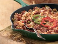 Creole-Style Skillet Dinner