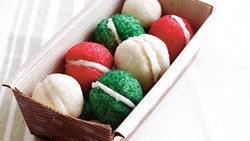 Christmas Ball Cookies