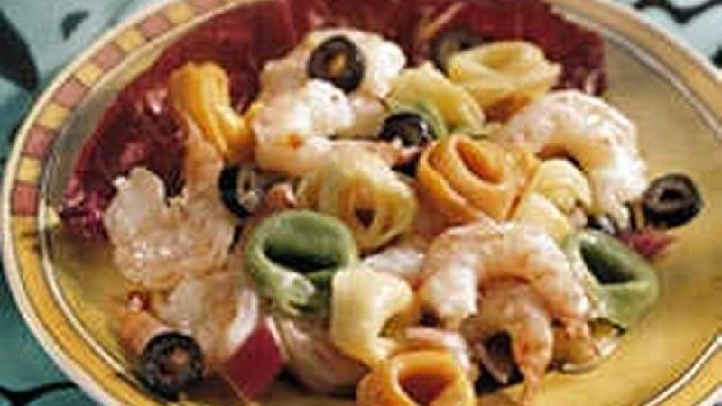 Shrimp Salad Italiano