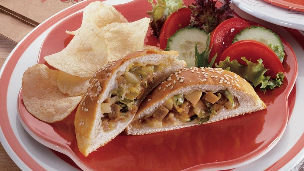 Country Bratwurst Pockets