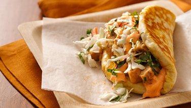 Chicken Satay Tacos