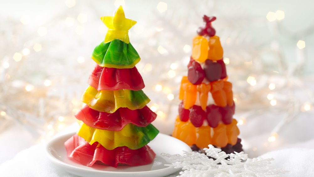Fruit Flavored Snack Christmas Tree Recipe From Pillsbury.com