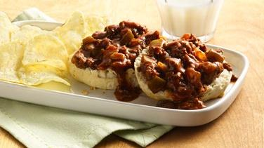 Super-Simple Sloppy Joes