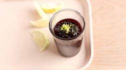 Easy Cherry-Lime-Ginger Ham Glaze