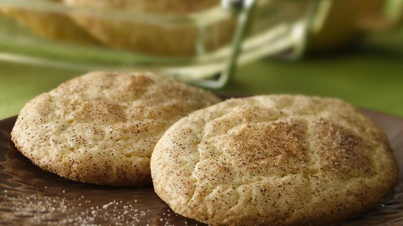 Gluten-Free Snickerdoodles from Scratch