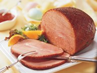 Grilled Orange  Ham (Crowd Size)