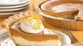 Cream Cheese-Sweet Potato Pie