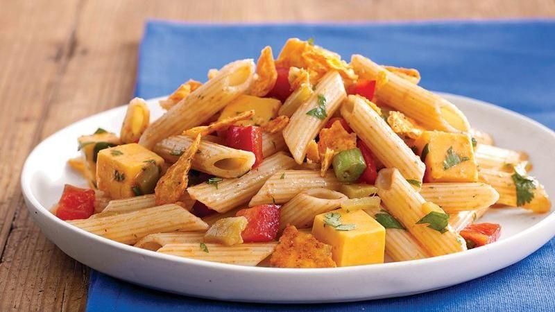 Texas-Style Pasta Salad