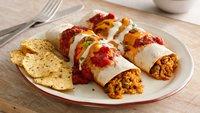 Easy Oven Enchiladas