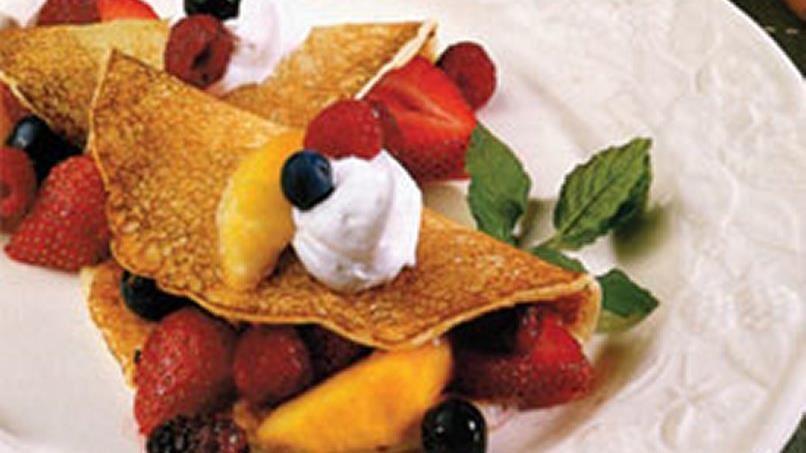 Self-Rising Pancakes