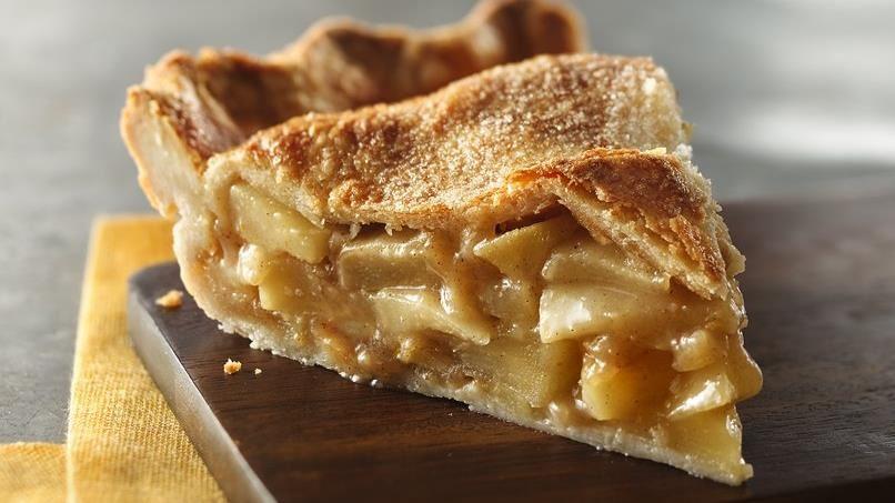 Asian Pear Pie