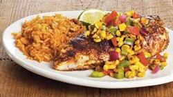 Tex-Mex Chicken with Corn Salsa