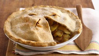 Scrumptious Apple Pie