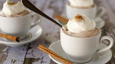Hot Cocoa Mousse