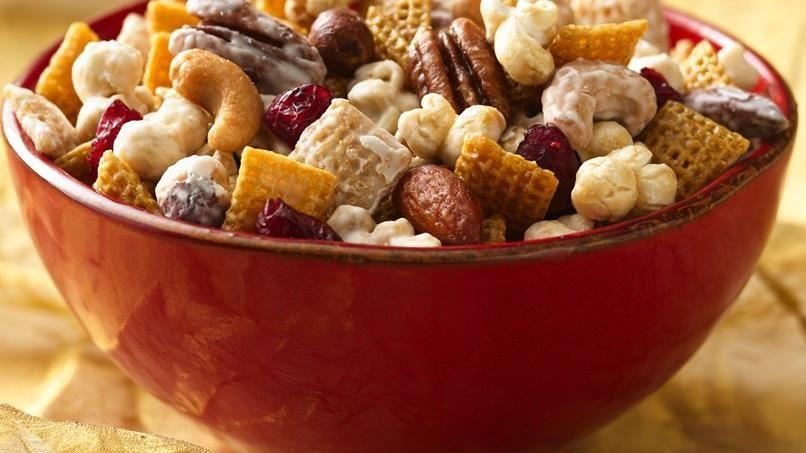 Caramel Corn Chex® Mix (1/2 Recipe)