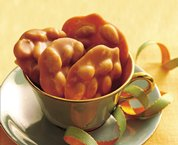 Easy Butterscotch-Almond Pralines