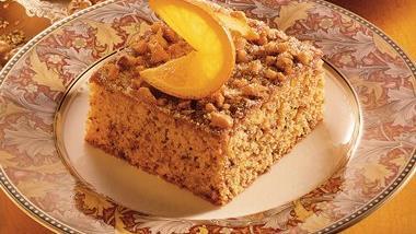 Orange Kiss Me Cake