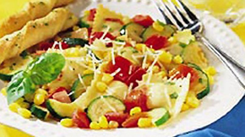 Vegetable Ravioli