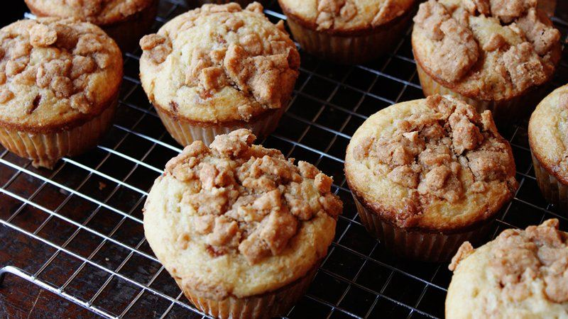 Cinnamon French Toast Muffins recipe from Betty Crocker