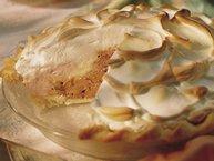 Baked Alaska Neapolitan Pie