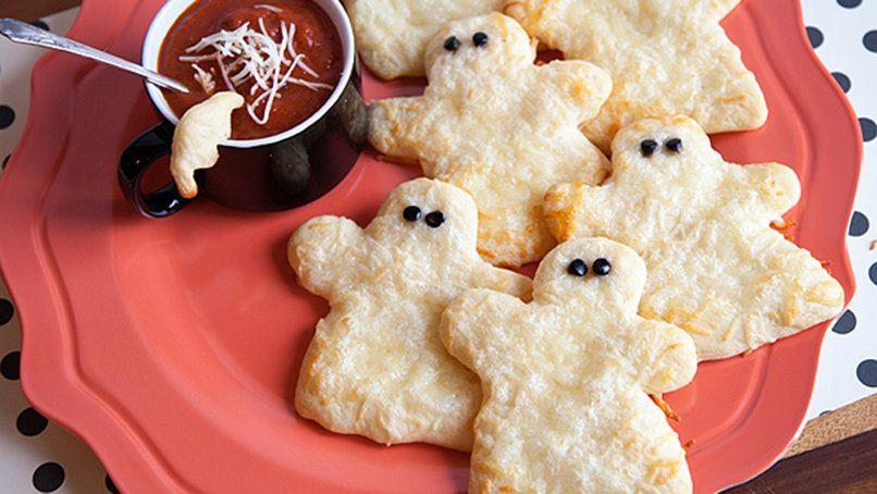 Ghostie Toasties