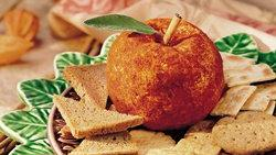Cheddar Cheese Apples