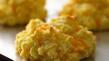 Gluten-Free Cheese Garlic Biscuits