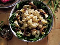 Italian Cauliflower Salad