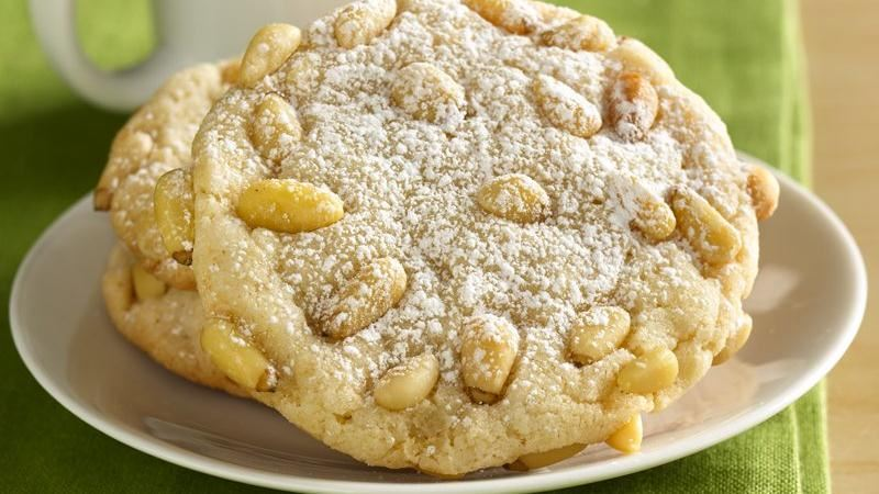 Italian Pignoli Nut Cookies