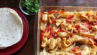 Easy Oven-Baked Chicken Fajitas