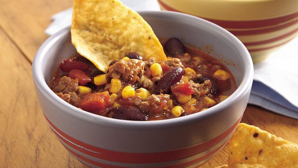 Taco-Corn Chili