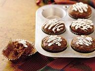 Banana Gingerbread Muffins