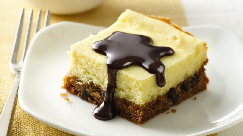 Gluten-Free Chocolate Chip Cheesecake Bars