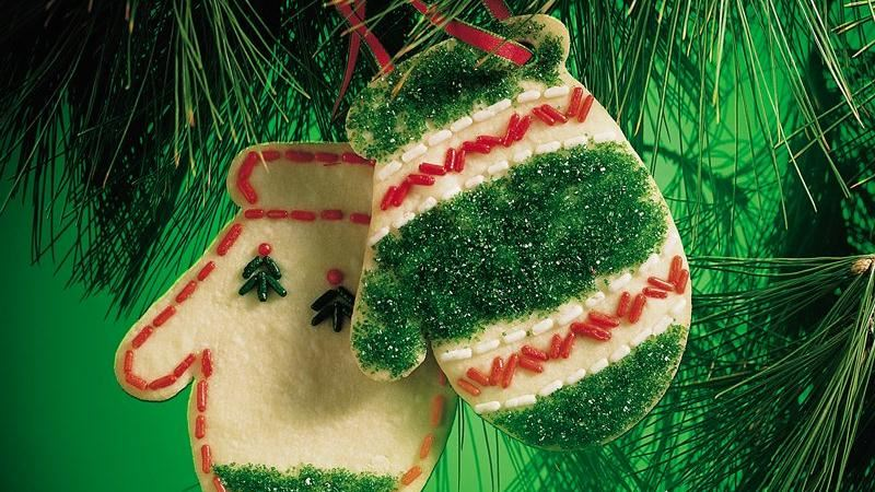 Classic Christmas Sugar Cookie Cutouts