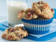Cran-Orange and Date-Nut Cookies