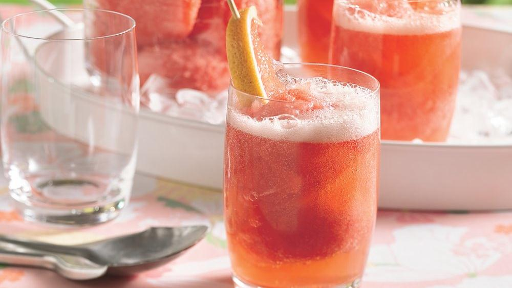 Strawberry-Citrus Slush