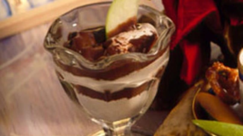 Chocolate-Marshmallow Dip