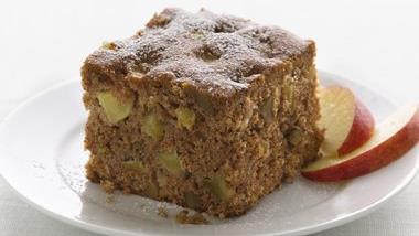 Skinny Fresh Apple Cake