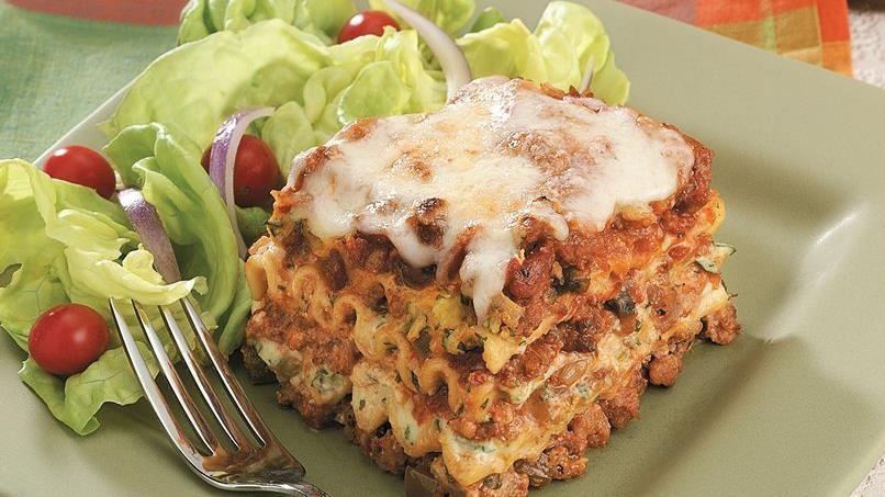 Petite Lasagna