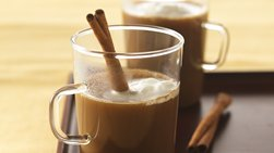 Spiced Up Café Latte