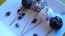 Chocolate Chip Cake Pops