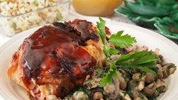 Pollo Relleno Peruano para Navidad